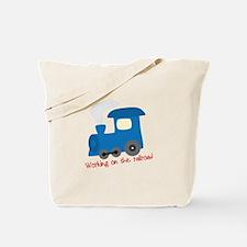Railroad Job Tote Bag