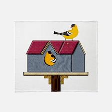 Home Tweet Home Throw Blanket