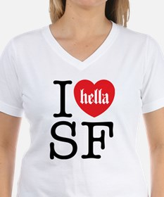 Funny I heart hellas Shirt