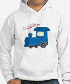 Chugging All The Way Hoodie