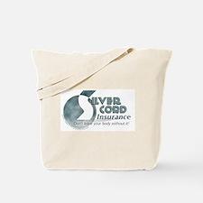 Silver Cord Insurance Tote Bag
