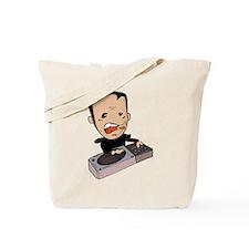 Djay Tote Bag