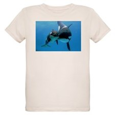 Orca Whale and Calf T-Shirt
