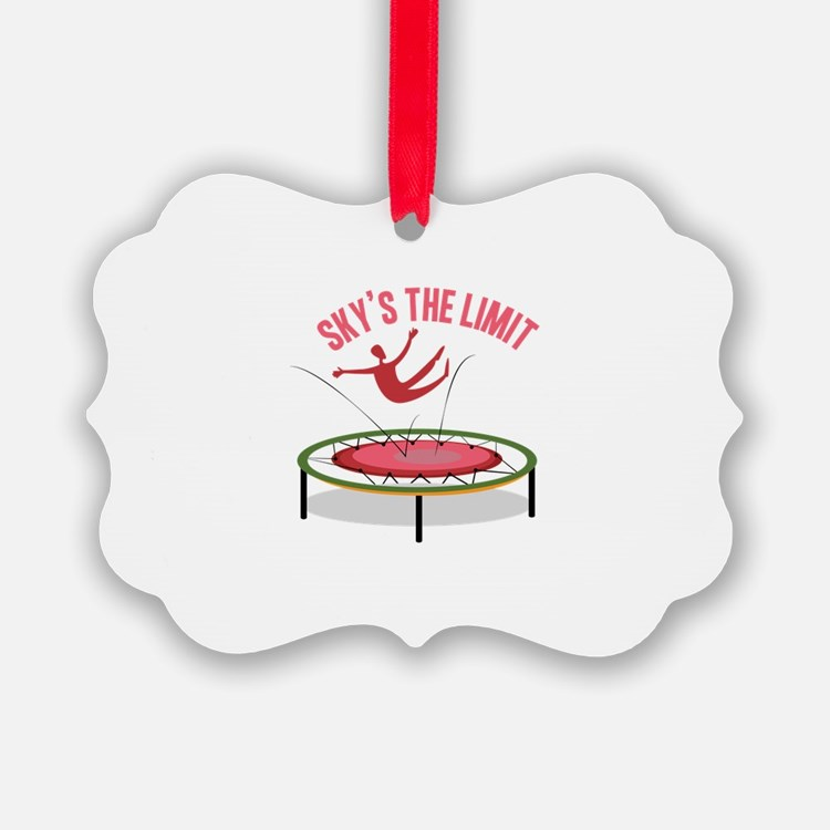 Sky Is The Limit Ornament
