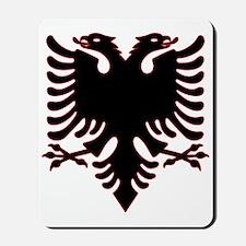 Albanian Eagle Mousepad