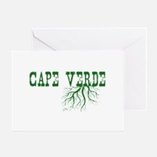 Cape Verde Greeting Card