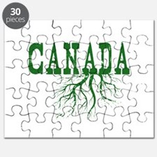 Canada Roots Puzzle