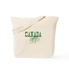 Canada Roots Tote Bag