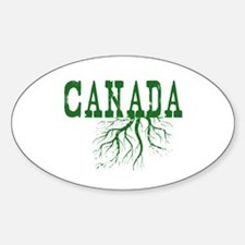 Canada Roots Bumper Stickers