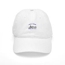 Nashville . . . Music City US Baseball Cap