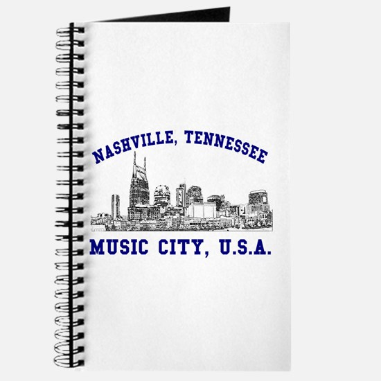 Nashville . . . Music City US Journal