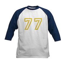 GOLD #77 Tee