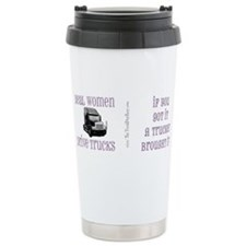 Unique Real women Travel Mug