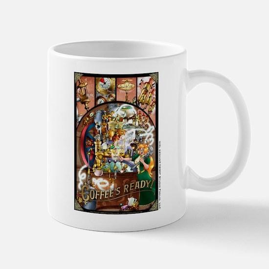Coffee Engine Mugs