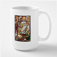 Coffee Engine Large Mugs
