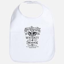 whiskey,whisky, booze, beer, kentucky, merica, Bib