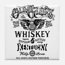 whiskey,whisky, booze, beer, kentucky Tile Coaster