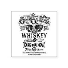 whiskey,whisky, booze, beer, kentucky, mer Sticker