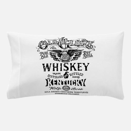 whiskey,whisky, booze, beer, kentucky, Pillow Case