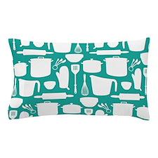 Kitchen Tool Pattern Pillow Case