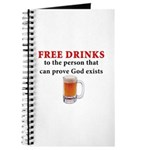 Free Drinks Journal