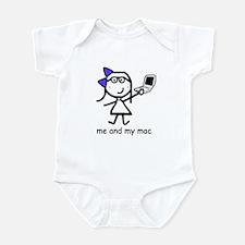 Girl & Mac Infant Bodysuit
