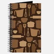 Kitchen Tool Pattern Journal