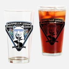 Acapella WOOF Drinking Glass