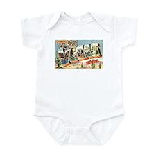 Greetings from Las Vegas Infant Bodysuit