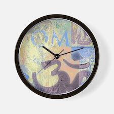 Do You Om? Wall Clock