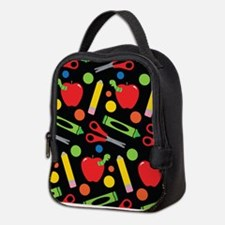 Teacher Gift School Neoprene Lunch Bag