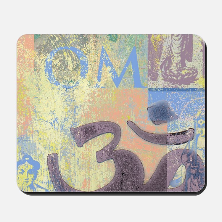Do You Om? Mousepad