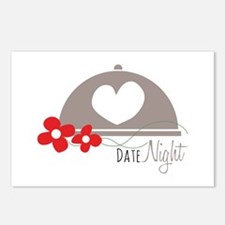 Date Night Postcards (Package of 8)