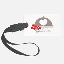 Special Evening Luggage Tag