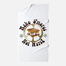 smorepeace.png Beach Towel