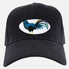 Cocky Rooster Baseball Hat