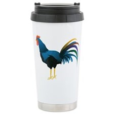 Cocky Rooster Travel Mug