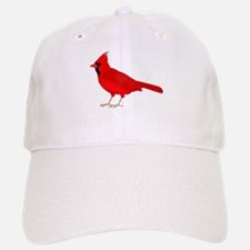 Claret Cardinal Baseball Baseball Cap