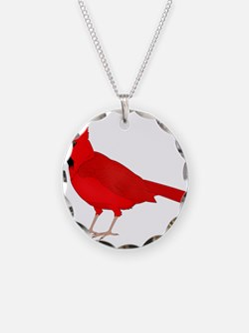 Claret Cardinal Necklace