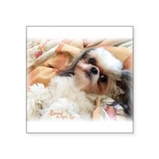 Bonnytheshihtzu_snuggles Sticker