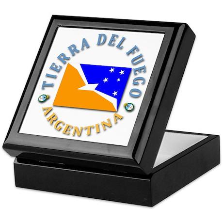 Tierra del Fuego Keepsake Box