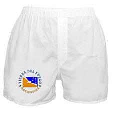 Tierra del Fuego Boxer Shorts
