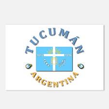 Tucuman Postcards (Package of 8)