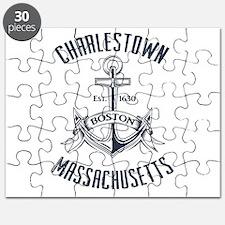 Charlestown, Boston MA Puzzle