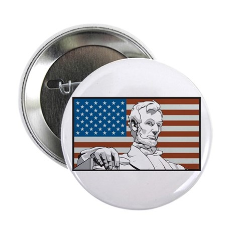 Lincoln Memorial Button