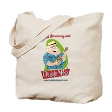 Ukulele Mike Lynch Tote Bag
