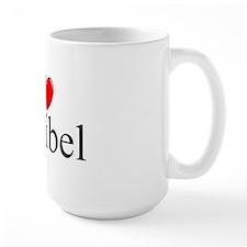 """""""I Love Sanibel"""" Mug"""