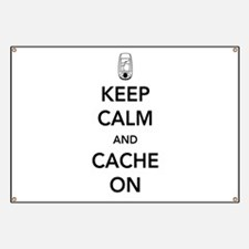 Keep and calm cache on Banner