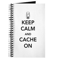Keep and calm cache on Journal