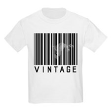 Bar Code Nude T-Shirt